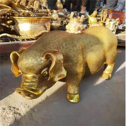 抚顺动物雕塑-动物雕塑设计-鼎泰雕塑图片