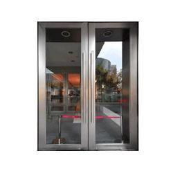 天水不銹鋼門-大量出售好用的甘肅不銹鋼門圖片