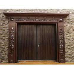 福建单开铸铝防爆门-福建优惠的防盗门供应图片