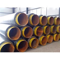 聚氨酯缠绕型保温钢管图片