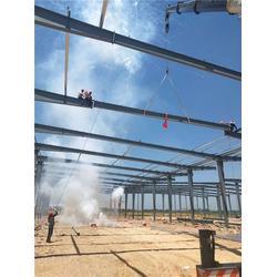 安徽粤港钢构 钢结构厂家-宿州钢结构厂家图片