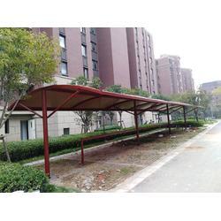 深圳电动车棚-电动车棚公司哪家好图片
