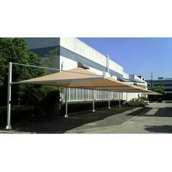 膜结构厂家-优良的广东膜结构车棚价格
