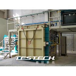 建筑构件耐火试验垂直炉 GB9978图片