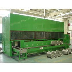 工业用五金行业机械臂式多槽全自动压缩机零部件超声波清洗机定制图片