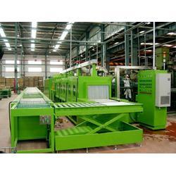 工业用五金行业机械臂式多槽汽车发动机减速箱零部件清洗机定制图片