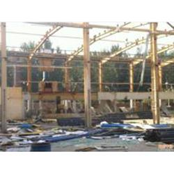 钢结构拆除优惠-天津专业的钢结构拆除哪里有提供图片