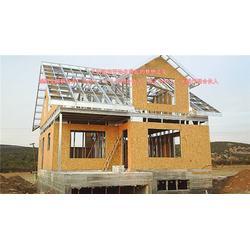 钢结构房屋建筑钢结构设计-轻钢建筑-五好之家轻钢别墅(查看)图片