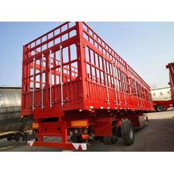 13米栏板式高栏运输车图片