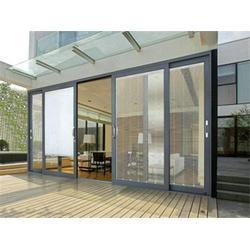 西安极窄边框重型门,西安重型门厂家,西安重型门图片