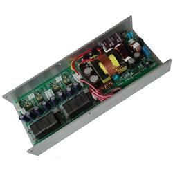 四通道D类数字功放板模块开关电源一体4x400W图片