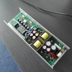 开关电源D类数字功放板模块,三通道3x400W