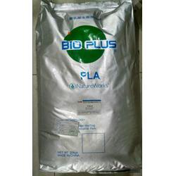 供应高韧性PLA塑胶料 不发脆聚乳酸降解塑料图片