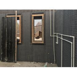 HM-HI型钢网焊接机,可批量生产SW钢网夹芯板,降低老百姓建房成本图片