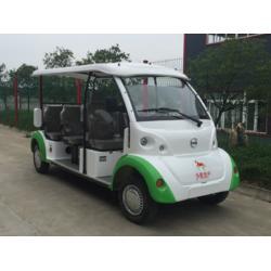 8座电动观光车,大雁塔景区游览车,曲江公园旅游车图片