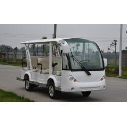 11座KLST k11电动游览车,古镇风情旅游车,景区电动观光车