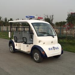4座电动巡逻车,物业巡逻车,4座巡逻车电瓶车图片