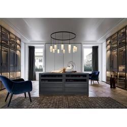 木饰面家具-时与木家具提供有品质的极简全屋定制服务图片