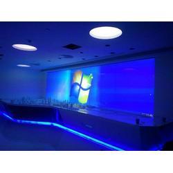 殴毅建材OY幕墙用调光玻璃和无放射调光投影玻璃图片