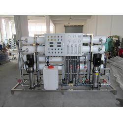 中山河水沉淀系统设备-供应江苏口碑好的水质净化设备图片