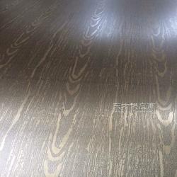 厂家生产不锈钢仿木板 不锈钢热转印木纹板 无指纹仿高比板定制图片