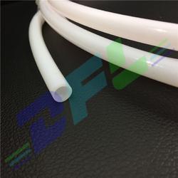 四氟管聚四氟乙烯绝缘管耐温气管耐磨管F4 PTFE铁氟龙管10*12图片