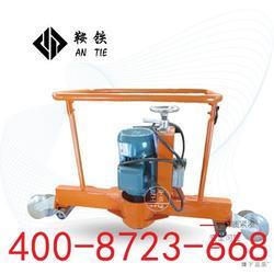 铁路现场-电动仿形钢轨打磨机具体参数-钢轨打磨机-砂轮片图片