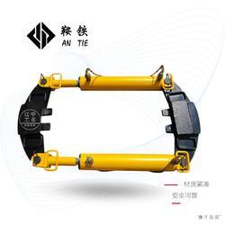 鞍铁YLS-400液压钢轨拉伸机装备的日常的维护与保养图片