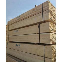 铁杉方木-日照杨林木材加工厂-铁杉方木哪家好图片