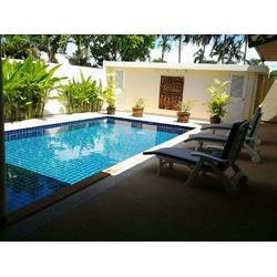 供应别墅泳池图片