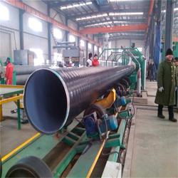 华北地区专业生产3PE聚乙烯防腐钢管厂家图片