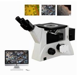 倒置金相显微镜WMJ-9635图片