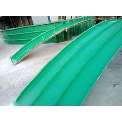 玻璃钢污水处理盖板供应商-润隆环保提供的玻璃钢污水处理盖板好不好图片