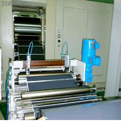 加热型电池极片轧机  压花型精密轧机厂家直销图片