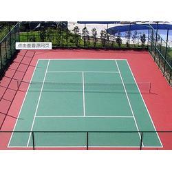 网球场施工哪家好-知名的篮球场施工推荐图片