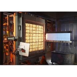 高铁材料表面火焰传播测试装置图片