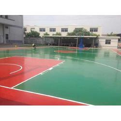 天津硅PU球场工程-买硅PU球场就上浩彬地坪图片
