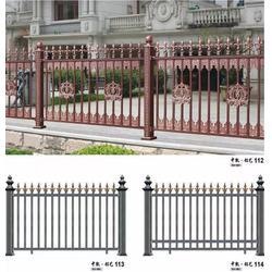 重慶中凱護欄 圍墻柵欄安裝-西雙版納圍墻柵欄圖片