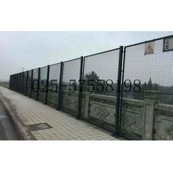 桥梁防抛网,桥梁护栏网图片