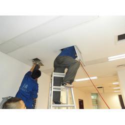 专业中央空调清洗-北京专业可靠的中央空调风道清洗图片