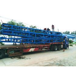 V型皮带输送机-河北皮带输送机-国友机械生产厂家图片