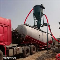 水泥罐车气力输送泵-河南气力输送泵-国友机械生产厂家图片