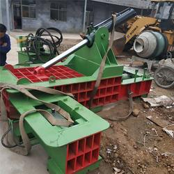 废金属压块机生产厂家-甘肃金属压块机-超越机械(查看)图片