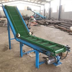 磁力滚筒皮带输送机-农友机械厂家直销-皮带输送机图片