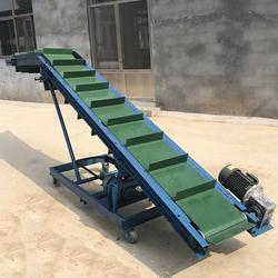 皮带输送机-农友机械品质保证-移动升降皮带输送机图片