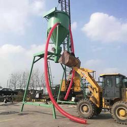 干灰散装气力抽灰机-气力抽灰机-农友机械厂家直销图片