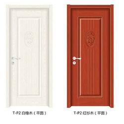 环保室内门-鑫步金木门公司-商丘室内门图片