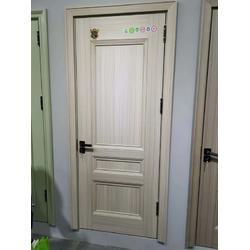 平板室内门-聊城平板室内门-鑫步金木门厂家图片
