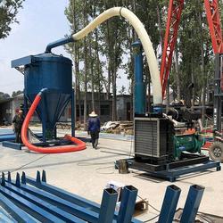 水泥粉装罐机厂家-安徽粉料装罐机-大地机械优质售后图片