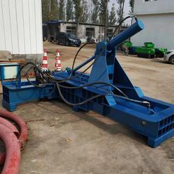 微型废铁压缩机-云南废铁压缩机-大地机械优质售后图片